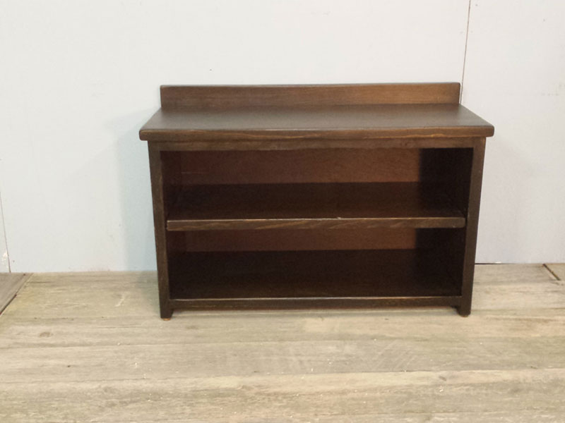 "30"" Shoe Organizer / Shoe Bench / Wooden Storage bench"