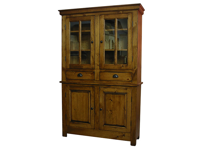 Buffet and hutch / Bookcase / Dining Cupboard / Dining Furniture / Country China / Break Front