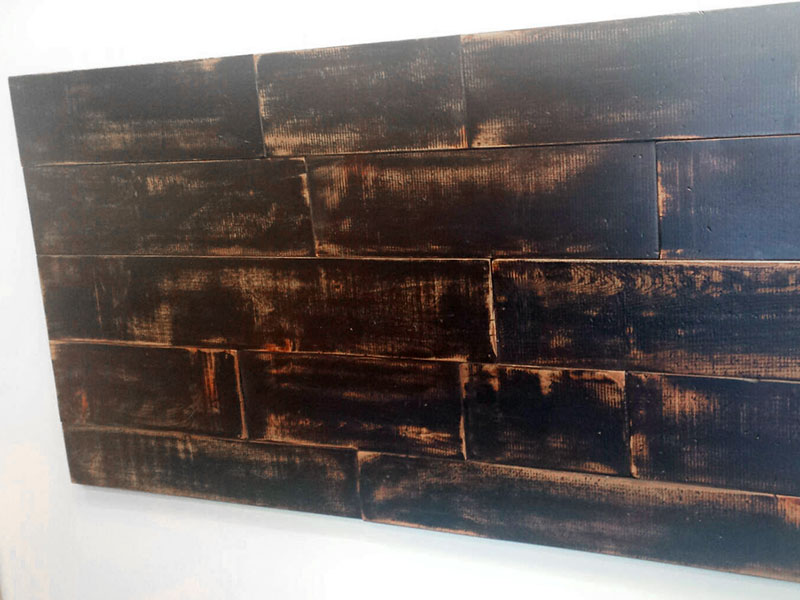 Headboard / Free Shipping / Rustic Wood Headboard / Queen Size Head Board
