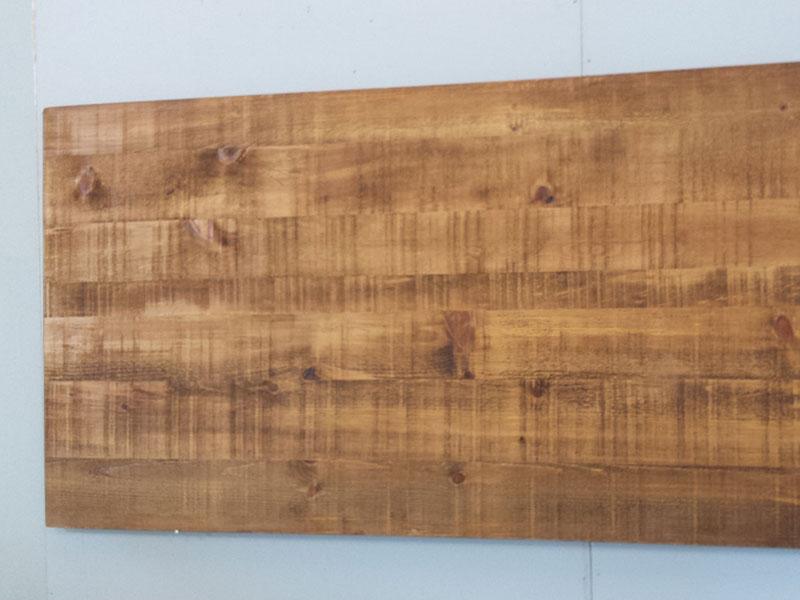 King Size Headboard / Wooden Headboard / Rustic Wood Headboard / Bedroom Furniture