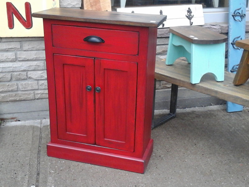 Kitchen Cabinet / Bathroom Hutch / Hallway Side Table