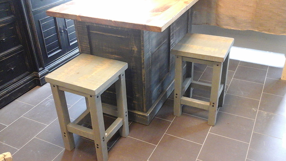 Kitchen Island 1